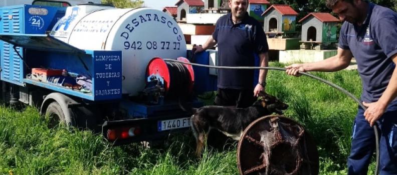 Acuerdo de colaboración entre Hervill y la protectora canina Asproan