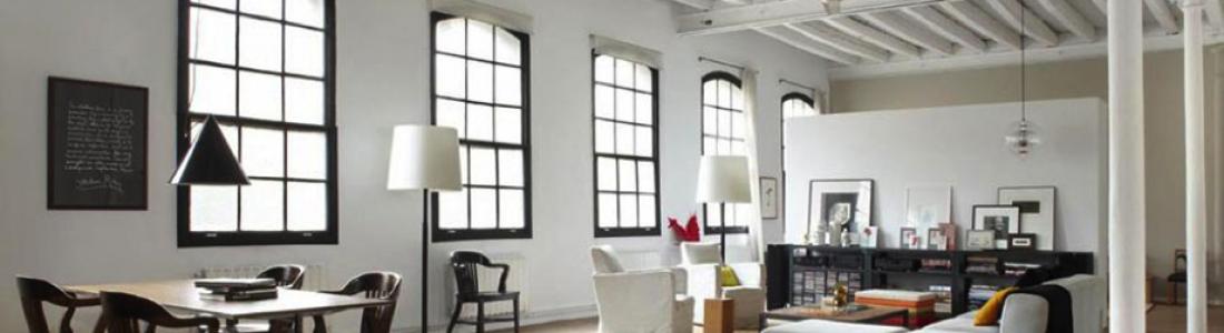 Un piso diáfano, una gran idea